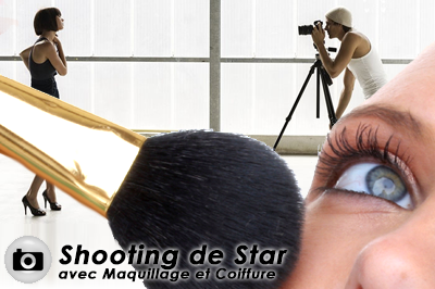 Image de Shooting de STAR - Maquillage & Coiffure