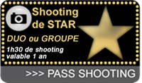 Picture of Achater les Pass Shooting de STAR :  DUO ou GROUPE