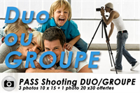 Image de PASS - Shooting de STAR DUO ou GROUPE