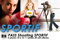 Picture of PASS - Shooting de STAR du SPORT