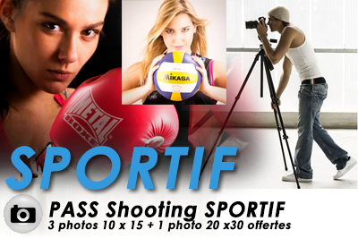 Image de PASS - Shooting de STAR du SPORT
