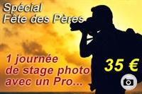 Picture of Spécial fête des Pères : 1 jour de Stage photo