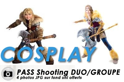 Image de PASS - Shooting COSPLAY